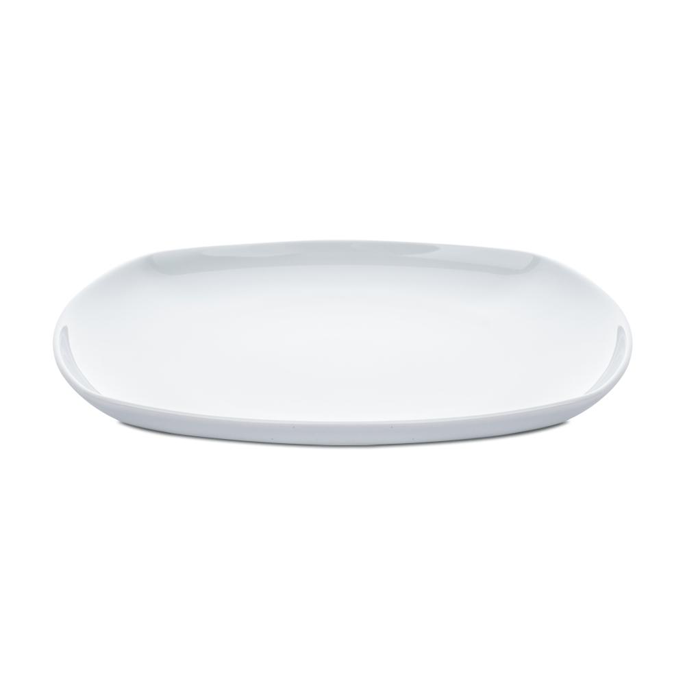 Тарелка обеденная квадратная 26 см, серия Sketch Basic, 001.018224, SELTMANN, Германия салатник 15 см 420 мл серия salzburg uni 001 602669 seltmann германия