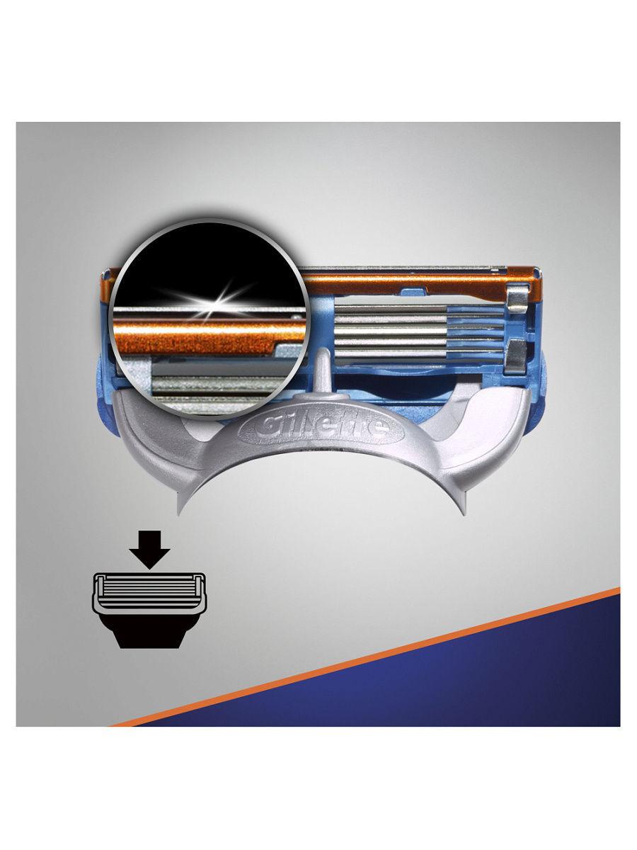 Gillette Fusion Power  2 шт