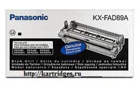 Картридж PANASONIC KX-FAD89A