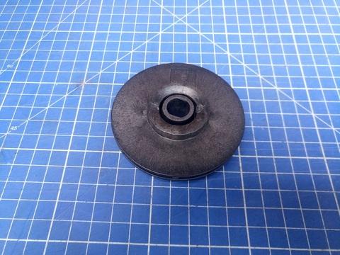 Крыльчатка QUATTRO ELEMENTI Deep750/900 под круглый вал старого образца  (770-759-007)