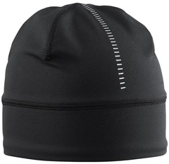Шапка гоночная Craft  Livigno Hat Black