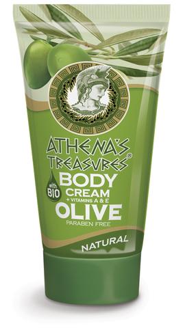Крем для тела Натуральный от ATHENA'S TREASURES