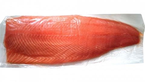 Филе лосося слабосоленое (Россия)
