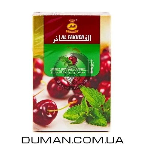 Табак Al Fakher Cherry with mint (Аль Факер Вишня с Мятой)