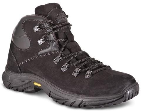 Ботинки «Стайл» зима (натуральный мех - черные) ХСН