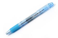 Ручка-ластик Tombow Mono Knock 3.8 (голубая)