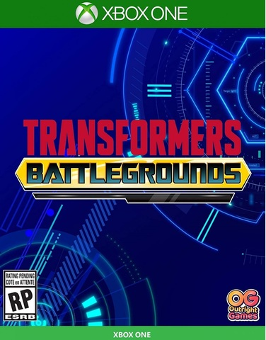 Xbox One Transformers: Battlegrounds (русские субтитры)