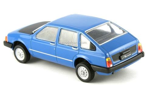 Moskvich-S3 Meridian blue 1:43 DeAgostini Auto Legends USSR #86