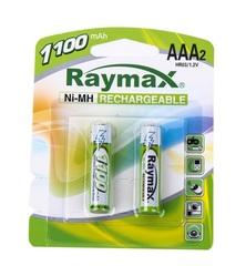 Аккумуляторы Raymax R03, AAA 1100mAh (2/24)