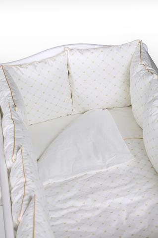 Комплект в кровать Nastella Capriccho 17 предметов