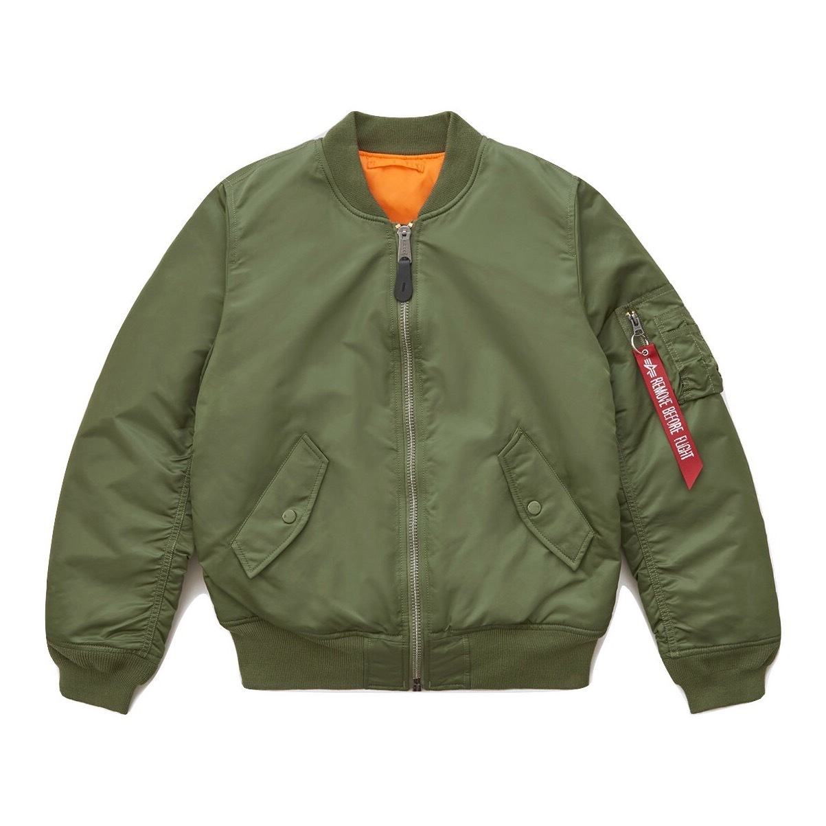 Куртка Alpha Industries MA-1 W Sage Green