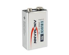 Батарейка ANSMANN EXTREME LITHIUM E Крона (9V) - 1 шт.