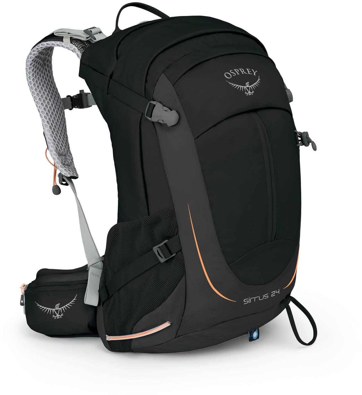 Туристические рюкзаки Рюкзак туристический женский Osprey Sirrus 24 Sirrus_24_S17_Side_Black_web.jpg