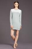 Короткое домашнее платье Trussardi