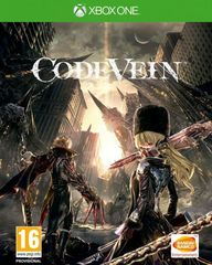 Xbox One Code Vein (русские субтитры)