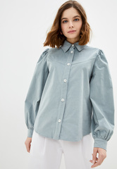 Рубашка из микровельвета