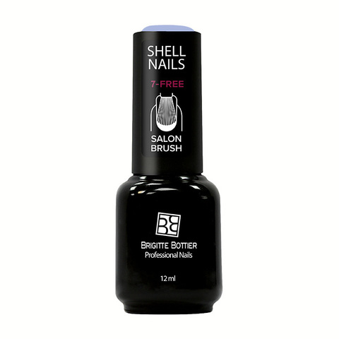 Brigitte Bottier Shell Nails тон 919 васильковый букет