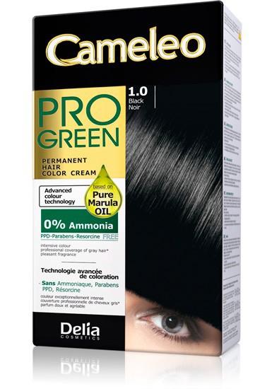 Краска для волос без аммиака Delia