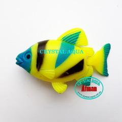 Рыбка пластмассовая №35