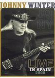 Johnny Winter / Live In Spain 2008 (DVD)