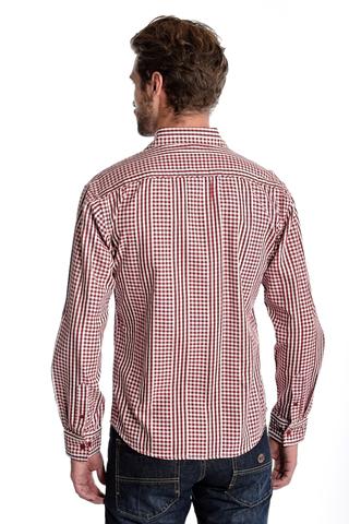 Рубашка мужская  M522-14B-14CC