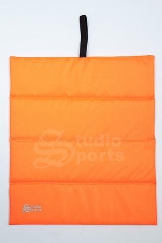Коврик для ног (оранжевый)