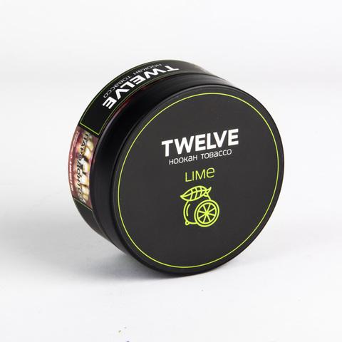 Табак Twelve Lime 100 г