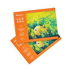 Скетчбук для спиртовых маркеров TouchColor, 30 л., B5, 120 г/м²