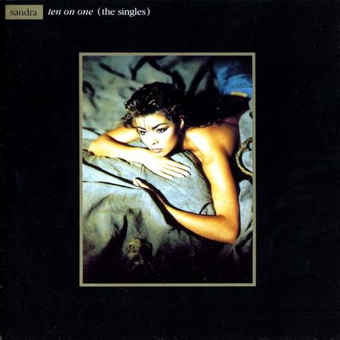 Sandra / Ten On One (The Singles)(CD)