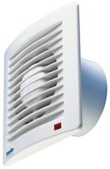 Вентилятор накладной Elicent E-Style 150 Pro MHY Smart BB (таймер, датчик влажности, двигатель на шарикоподшипниках)
