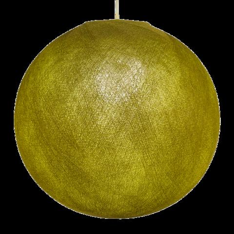 Хлопковый шар - подвес Хаки
