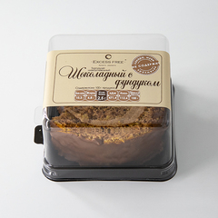 """Торт-рулет  """" Шоколадный с фундуком"""" 100 г"""