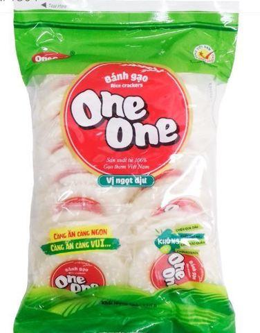 Рисовые крекеры One One - Коробка 20х150 гр.