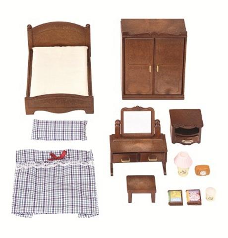 Набор «Спальня» Sylvanian families 5039 (2958)