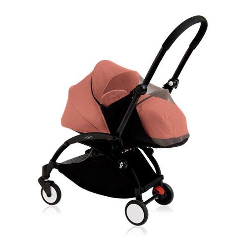 Коляска для новорожденных BabyZen YoYo 0+ (розовая) напрокат