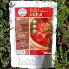 Борщ 'Кронидов', 300г в магазине Каша из топора