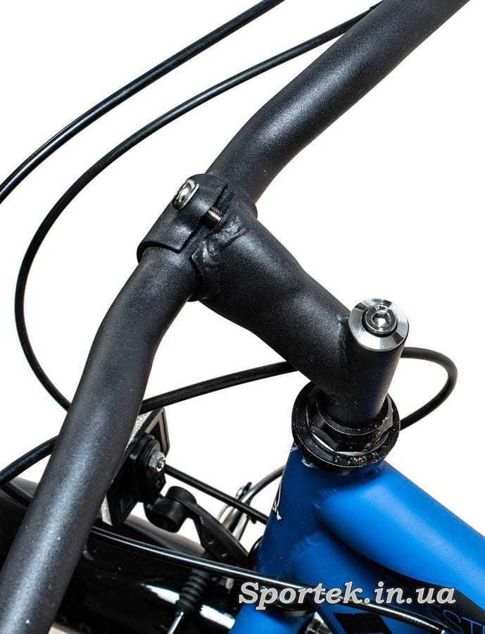 Вынос руля городского мужского велосипеда Discovery Prestige Man (Дискавери Престиж Мен))