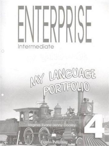 Enterprise 4. My Language Portfolio. Портфолио