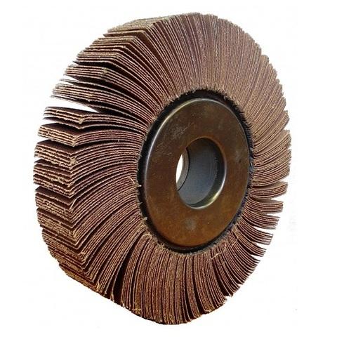 Круг радиальный лепестковый 150х30х32  Р 40(40) (Луга)