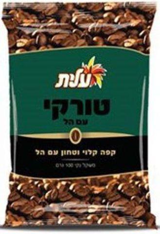 Израильский кофе с кардамоном