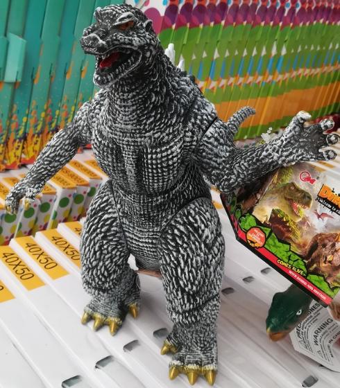 Серый тираннозавр 35 СМ