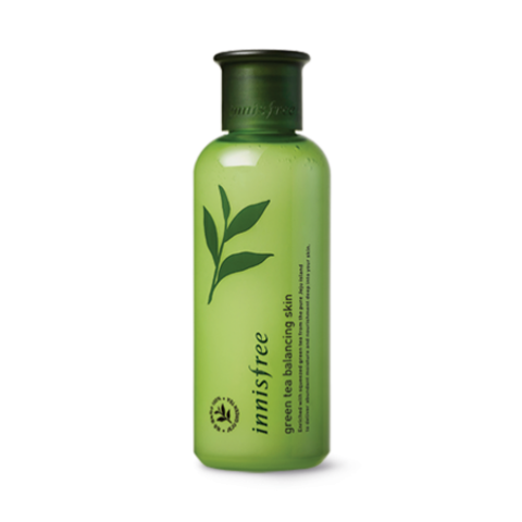 INNISFREE Green Tea Balancing Skin 200ml Балансирующий скин