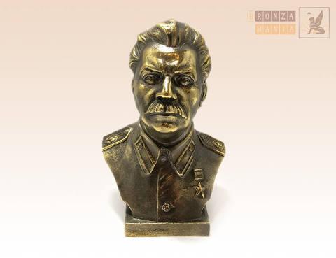 статуэтка бюст Сталин большой