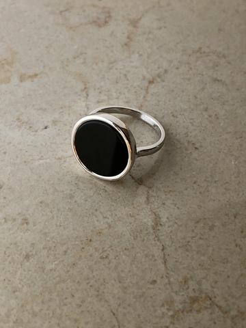 Кольцо Бернекс, серебряный цвет