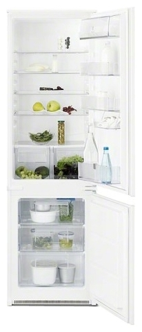 Встраиваемый двухкамерный холодильник Electrolux RNT8TE18S