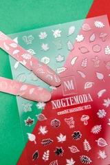 Наклейки NogteModa COMBI METALLIC 012