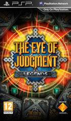The Eye of Judgment Legends (PSP, русская документация, б/у)