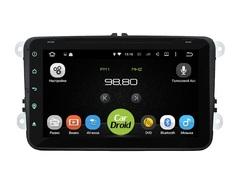 Штатная магнитола на Android 8.0 для Skoda Roomster 06-10 Roximo CarDroid RD-3706