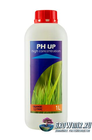 Регулятор кислотности pH UP от Orange tree 1л