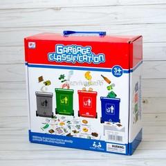 Обучающая игра Сортировка мусора